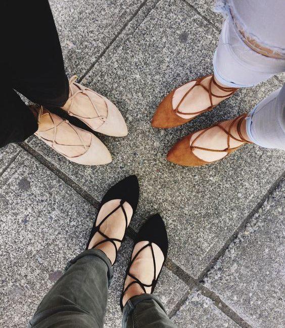 trend sepatu wanita terbaru